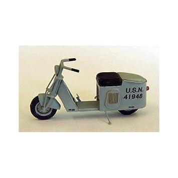 Maquette US scooter solo, 2ème GM