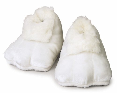Rubie's Costume Plush Adult Bunny Shoes