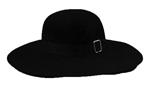 [UHC Realistic Quaker Hat Black Halloween Adult Costume Accessory, S] (Quaker Costumes)