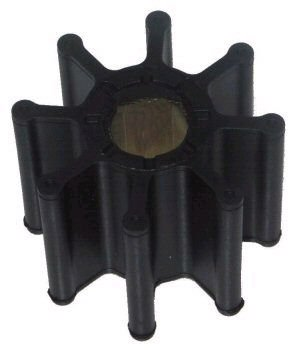 """Impeller for Mercruiser Bravo I, II and III replaces 47-59362T1 """"D"""" shaped hub"""
