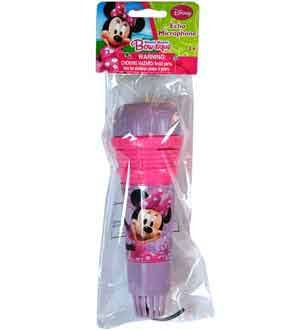 Minnie Bowtique Echo Microphone (6 Piece/Pack) - 27793Min