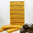 ChocoPerfection Sugar Free Milk Chocolate Bars - No Maltitol - Box of 12 Bars, 50g each
