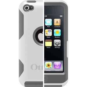 OtterBox Commuter Series f/iPod Touch 4th Generation - Glacier