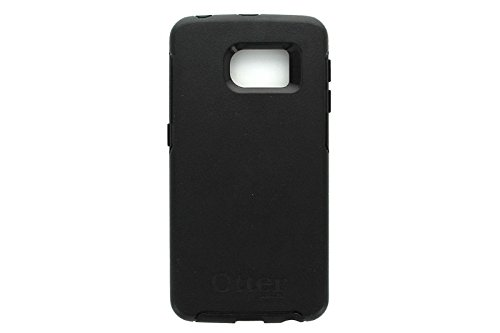 Otterbox Symmetry Series Case for Samsung Galaxy S6 Edge - Frustration Retail Packaging - Black (Otterbox For Samsung Note Edge compare prices)