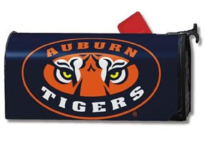 Auburn Tigers Magnetic Mailbox Cover at Amazon.com