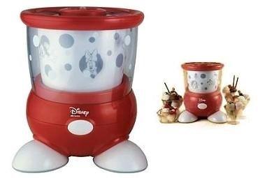 Gelatiera/Sorbettiera/Macchina per gelato Soft Ice Cream Maker Ariete - Disney 645 (Cod.:3594)