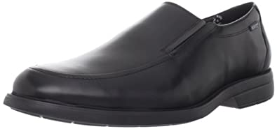 Mephisto Men's Griso Walking Shoes,Black Smooth,6 M US