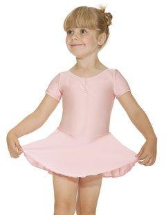 Roch Valley ISTDSS kurzärmeliges Ballett Trikot mit Rock