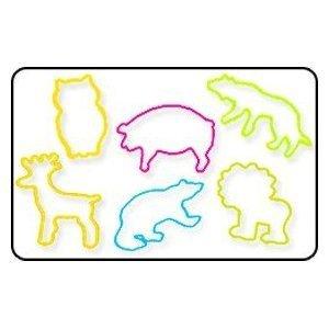 Zanybandz Animal Crackers
