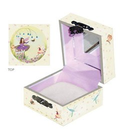 GIZELLE TOOTH FAIRY BOX by Enchantmints - 1