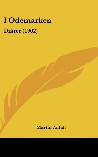 I Odemarken: Dikter (1902)