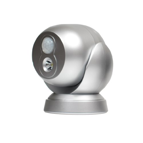 Rite Lite Lpl778S High Output Security Light With Motion Sensor, Silver