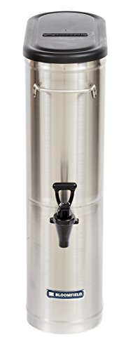 Bloomfield 4G-35NTD 4-Gallon Tea Dispensers, 21.7