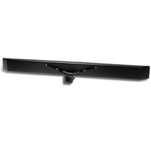 Warrior Products Jeep CJ Rear Bumper with Receiver