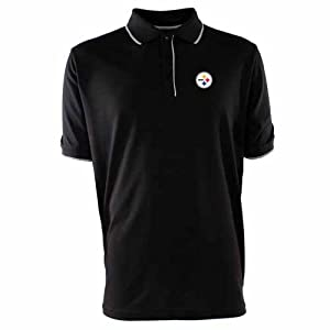 Pittsburgh Steelers Elite Polo Shirt by Antigua