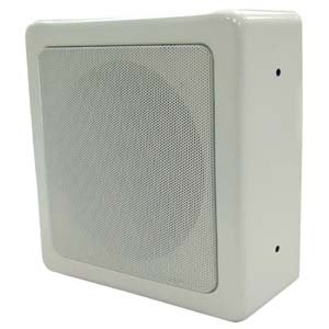 "InstallerParts 6.5"" Wallmount High Impedance Speaker 10W /20W, BL6636TA"