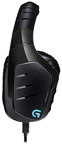 Logitech G633 Artemis Spectrum 7 1 Channel Headset (981000586