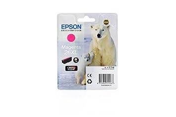 Epson Expression Premium XP-615 - Original Epson C13T26334010 / 26XL - Cartouche d'encre Magenta -