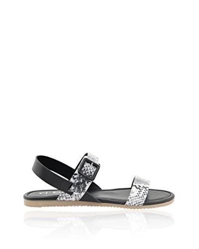 RI-BELLE Sandalo Flat [Bianco]