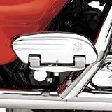 H-D Touring Swept Wing Passenger Footboard Pan 50357-04