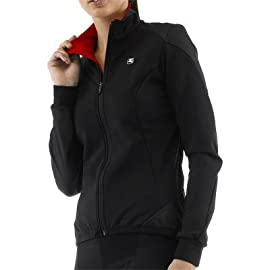 Giordana 2012/13 Women's FormaRed Carbon Winter Cycling Jacket - GI-W2-WJCK-FRCA