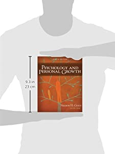 Psychology and Personal Growth (8th Edition)
