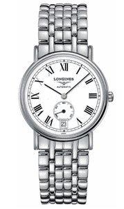 Longines La Grand Classic Presence Automatic See Tru Back Men's Watch