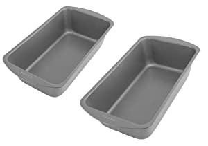 ChefStyle 9 x 5-Inch Non-Stick Loaf Pan 2-Pack by ChefStyle