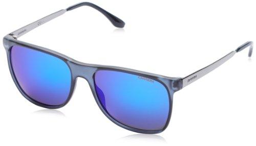 Carrera CA6011S Wayfarer Sunglasses,Transparent Blue,57 mm (Sunglasses Carrera Blue compare prices)