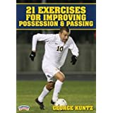 21 exercises for improving possession & passing