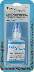 Dritz Fray Check 3/4 Ounce C574; 3 Items/Order