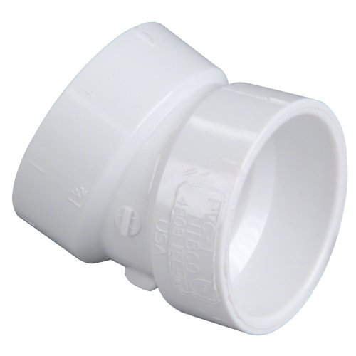 Nibco series pvc dwv pipe fitting degree elbow