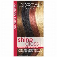 L'Oreal Paris Colorist Secrets Shine Gloss Hair