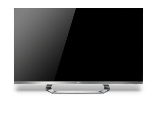 LG Cinema Screen 55LM8600 55-Inch Cinema 3D 1080p 240Hz Dual Core LED-LCD HDTV with Smart TV and Six Pairs of 3D Glasses (2012 Model)