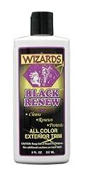 WIZ66309 Black Renew , 8 oz.
