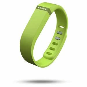 Fitbit Flex Wireless Activity Tracker and Sleep Wristband (Lime)