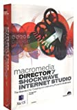 Macromedia Director 7 Shockwave Internet Studio for Mac
