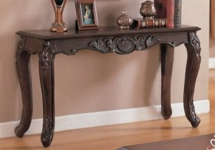Cheap 1-pc console Table in Espresso Finish PDS F60178 (B004RQ2Z3S)