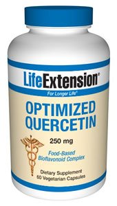 Life Extension Optimized Quercetin | 60 vegetarian capsules ( Multi-Pack)