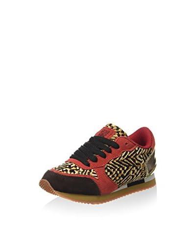 colors of california Sneaker HC.RUN10K-F15 hellgrau/mehrfarbig