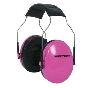 Peltor Kids ペルター 子供用 イヤーマフ 3M製 耳栓 キッズ ジュニア ピンク 並行輸入品