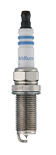 Bosch (9609) FR8MII33X Original Equipment Fine Wire Iridium Spark Plug, (Pack of 1) (2004 Nissan Titan Spark Plugs compare prices)