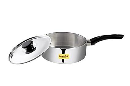Smart Cook 83882328 Saute Pan With Aluminium Lid (2.75 L)