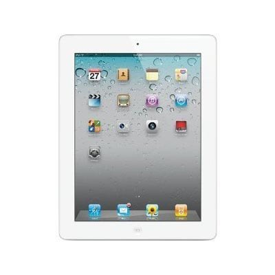 Apple iPad 2 MC985LL/A Tablet (16GB, Wifi + Verizon 3G, White) NEWEST MODEL