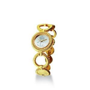 Just Cavalli Women's R7253122517 Stud Quartz Silver Dial Watch