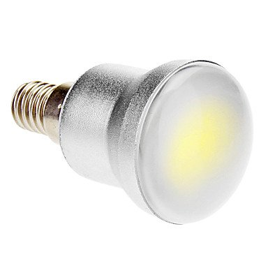 Luo E14 3W 1Xcob 180-200Lm 5900-6200K Cool White Light Led Globe Bulb (85-265V)