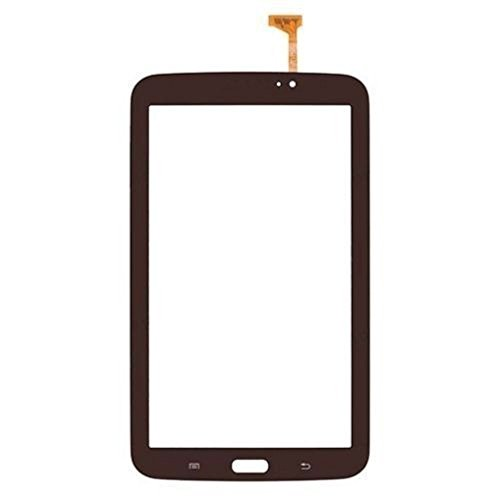 7.0'' Touch Screen Digitizer glass lens repair replacement part (NO LCD screen display panel) For Samsung Galaxy Tab 3 P3200 P3210 P3220 T210R T210 T210L T211 (Without earpeice hole) (Brown)