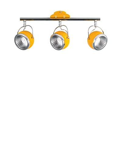 Matte Maison Lámpara De Techo Ball Amarillo