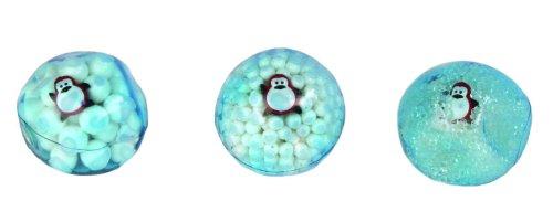 Abilitations Arctic Squeeze Fidget Balls - 2 3/4 Inches - Set Of 3 front-1038711