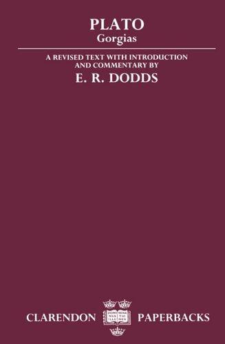 Gorgias (Clarendon Paperbacks)